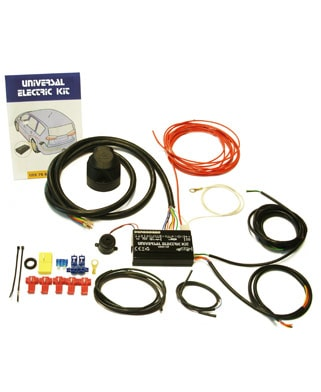 KIT ELECTRICO 7P