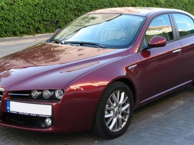 Enganches económicos para ALFA ROMEO 159 Sedan