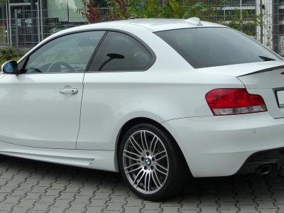 Enganches económicos para BMW  Serie 1 Coupe