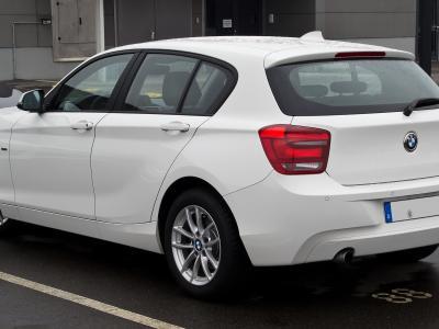 Enganches económicos para BMW  Serie 1 5 Puertas