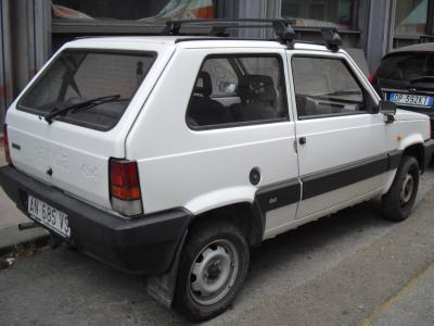 Enganches económicos para FIAT Panda 4x4 01-01-1981 a 31-12-1997