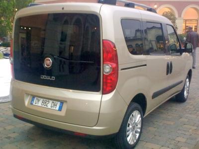 Enganches económicos para FIAT Doblo Furgon