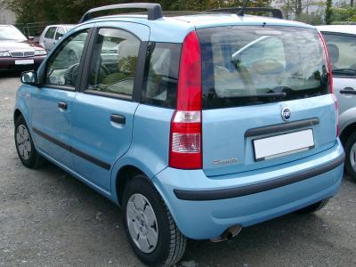 Enganches económicos para FIAT Panda Turismo 01-10-2003 a 31-01-2012