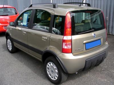 Enganches económicos para FIAT Panda 4x4 01-09-2004 a 31-01-2012