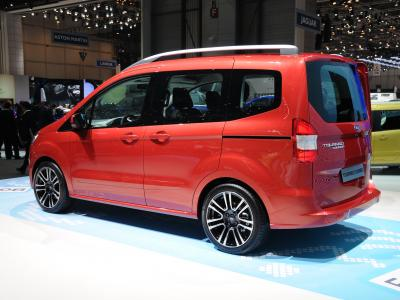 Enganches económicos para FORD Tourneo