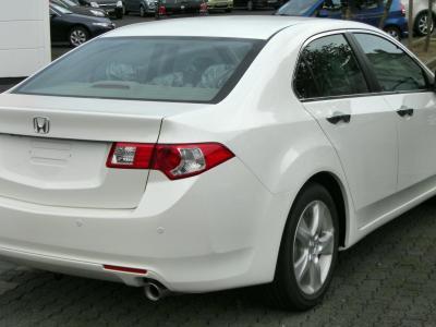 Enganches económicos para HONDA Accord Sedan