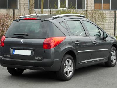 Enganches económicos para PEUGEOT  207 SW