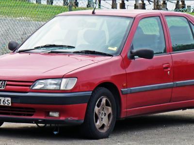 Enganches económicos para PEUGEOT  306 Sedan