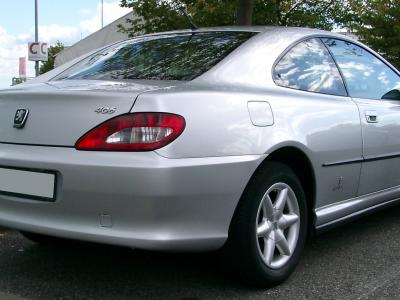 Enganches económicos para PEUGEOT  406 Coupe