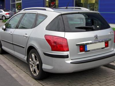 Enganches económicos para PEUGEOT  407 SW