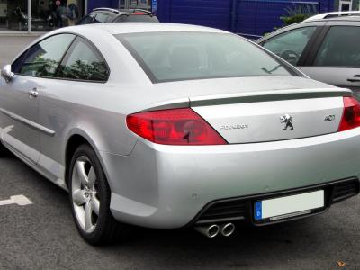 Enganches económicos para PEUGEOT  407 Coupe