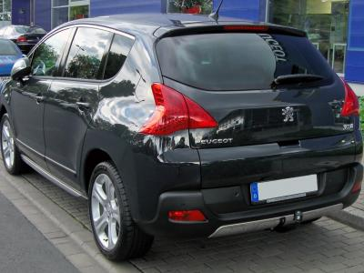 Enganches económicos para PEUGEOT 3008 SUV 01-01-2009 a 30-09-2016