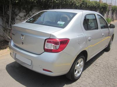 Enganches económicos para DACIA Logan Sedan
