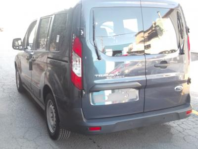 Enganches económicos para FORD Transit Grand Connect