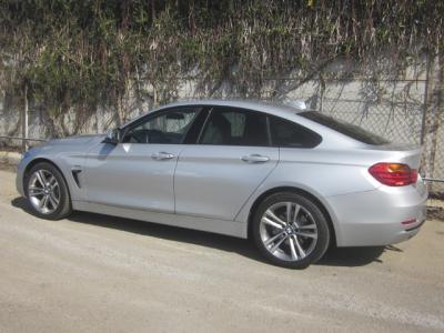 Enganches económicos para BMW  Serie 4 Grand Coupe