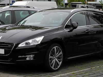 Enganches económicos para PEUGEOT  508 SW GT