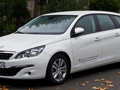 Enganches económicos para PEUGEOT  308 SW