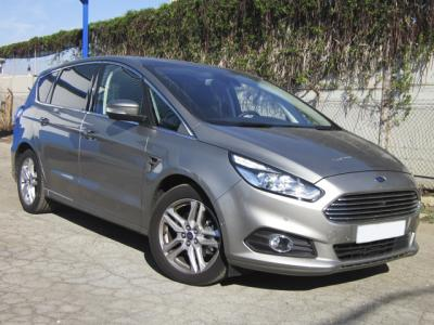 Enganches económicos para FORD S-Max