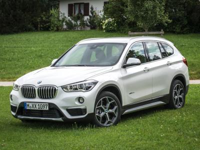 Enganches económicos para BMW  X1 SUV