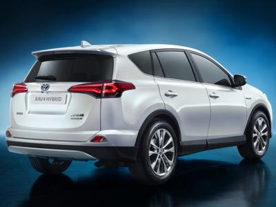 Kits electricos económicos para TOYOTA Rav 4 Hybrid SUV