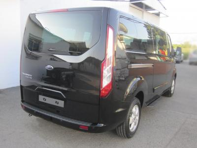Enganches económicos para FORD Tourneo Custom Furgon