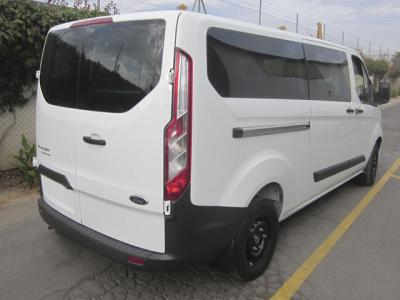 Enganches económicos para FORD Transit Custom