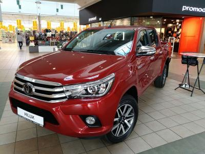 Enganches económicos para TOYOTA Hilux