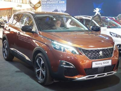 Enganches económicos para PEUGEOT 3008 SUV 01-10-2016 a 07-2021
