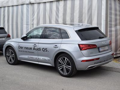 Enganches económicos para AUDI Q5 SUV