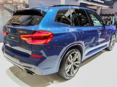 Enganches económicos para BMW  X3 SUV