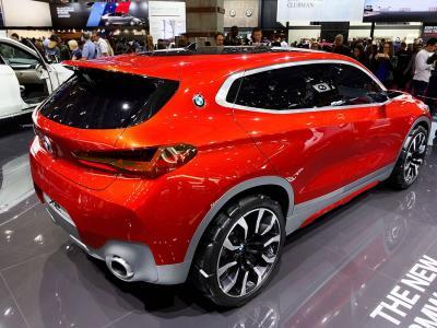 Enganches económicos para BMW  X2 SUV