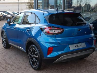 Enganches económicos para FORD Puma SUV