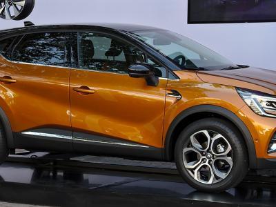 Kits electricos económicos para RENAULT Captur SUV