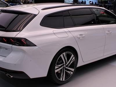 Enganches económicos para PEUGEOT  508 SW